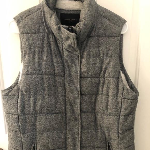 Banana Republic Jackets & Blazers - Soft Warm BR Vest